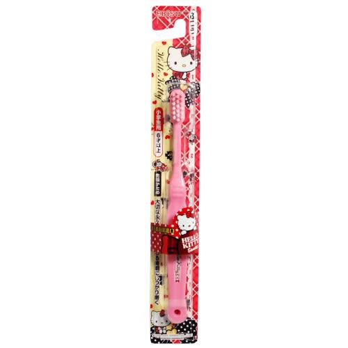 Hello Kitty 6歲以上兒童牙刷B-S30(顏色隨機出貨)(顏色隨機出貨)[衛立兒生活館]