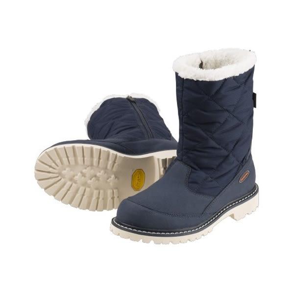 [Caravan] (女) SHC_7W 防水雪鞋 海軍藍 (0023027-670)