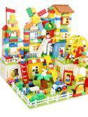 兒童大顆粒積木拼裝玩具益智3-6周歲寶寶1-2女孩7-8-10歲男孩智力ZDX 尾牙交換禮物