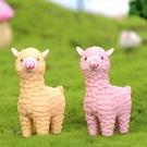 CARMO肥肥羊駝微景觀 多肉植物盆栽裝飾【A034009】