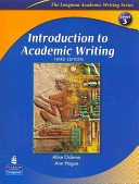 二手書博民逛書店《Introduction to Academic Writin