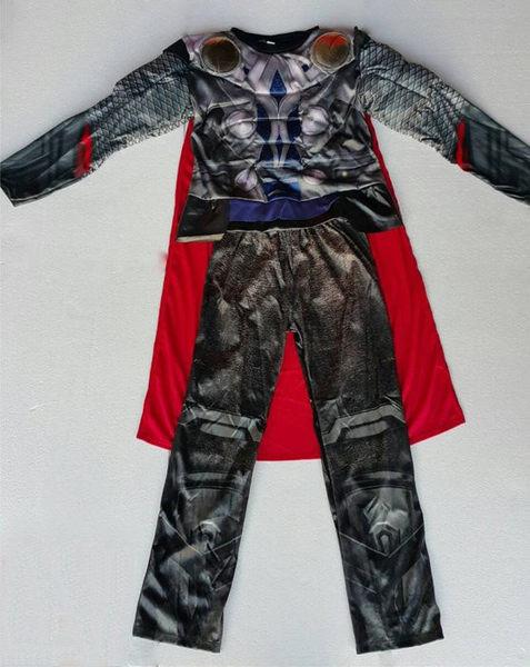 【雷神索爾肌肉】動漫角色扮演服裝蟻人美國隊長蝙蝠俠蜘蛛人蝙蝠俠
