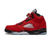 Nike Air Jordan 5 Retro GS 大童 紅 公牛 喬丹 籃球鞋 440888-600