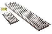 [ 家事達 ]雅麗家ERIC-PK525 網狀型不鏽鋼排水溝(11*25*2cm)  特價 防逆流/上不來