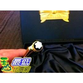 [105美國直購] Mont Blanc Meisterstuck 75th Anniversary Special Edition Ballpoint Pen 164 Black 75362