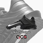 Nike 訓練鞋 Savaleos 黑 灰 男鞋 健身房 舉重鞋 重訓 專業鞋 硬底【ACS】 CV5708-010