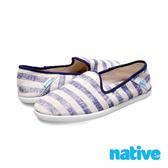 Native TOFINO 休閒鞋 211066008698 女款 條紋深藍【iSport愛運動】