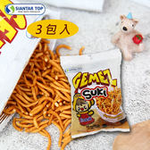 韓國 GEMEZ SUKI 韓式小雞麵(3入裝) 90g 【庫奇小舖】