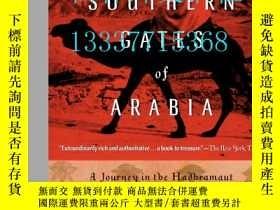 二手書博民逛書店【罕見】The Southern Gates of Arabia