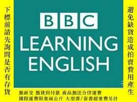 二手書博民逛書店BBC高級英語語法罕見BBC LEARNING ENGLISH