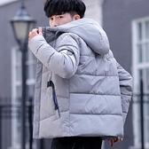 現貨 外套男士外套冬季棉衣男新款面包棉襖羽絨棉服潮牌韓版潮流冬裝G