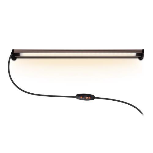 Esense 磁吸式USB LED燈-長(銀)