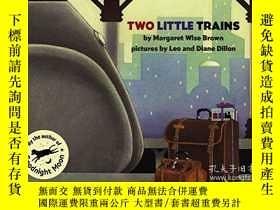 二手書博民逛書店Two罕見Little TrainsY255562 Margaret Wise Brown Harpercol