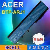 ACER 宏碁 (日韓系電芯) 電池 BTP-ARJ1 BTP-ARJ1 (4000mah), BTP-AS3620, BTP-ASJ1, BTP-B2J1