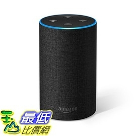 揚聲器 Amazon Echo (2nd Generation) with improved sound, powered by Dolby