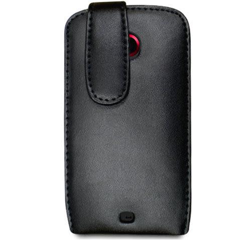 ★3 折限量特惠★ HTC Desire C A320e上掀式皮套+ 螢幕保護貼 (郵寄免運)