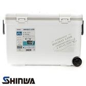 日本品牌 SHINWA Holiday Land 冰桶 27L 白 型號060194