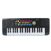 兒童電子琴 HS-3715A(37鍵/附電池)/一個入(促600) 多功能學習琴玩具-生K2008