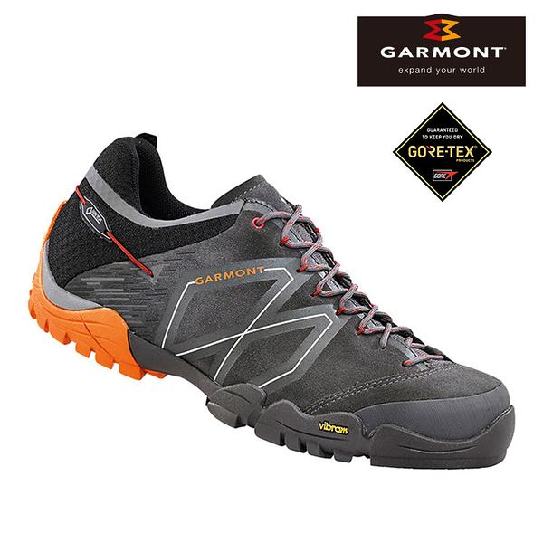 GARMONT 男款 Gore-Tex低筒健行鞋STICKY STONE 481015/212 / 城市綠洲 (防水透氣、黃金大底、登山攀登)