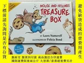 二手書博民逛書店Mouse罕見and friends treasure box(