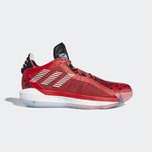 Adidas Dame 6 Gca [EF9878] 男鞋 運動 休閒 慢跑 籃球 輕量 避震 舒適 穿搭 愛迪達 紅灰
