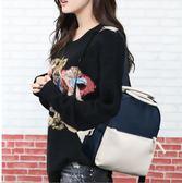 mini 後背包女包包新款潮韓版簡約小書包時尚休閒百搭小背包女