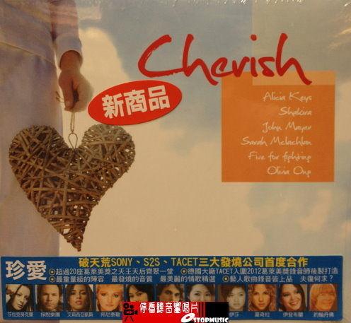 停看聽音響唱片】【CD】Cherish