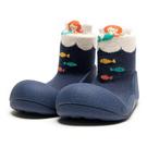 韓國 Attipas 快樂腳襪型學步鞋-人魚公主