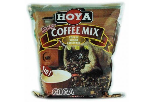 【吉嘉食品】HOYA三合一即溶咖啡(600g) 每包20g*30小包175元[#1]{5E101}
