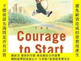 二手書博民逛書店The罕見Courage To StartY364682 Bingham, John Simon &