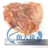 F3【魚大俠】BF020蒜香口味調理雞排(165g/片)