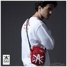 【橘子包包館】STAYREAL PLAN A 唯你側背包/斜背包 BI18010 紅色