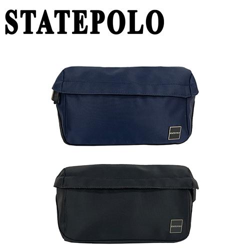STATEPOLO 簡約素色腰包 NO:S7156