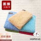 (團購優惠免運)【MORINO摩力諾】超細纖維條紋方巾