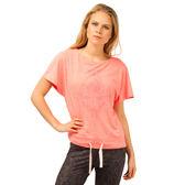 PROTEST 女 FIT系列 運動上衣 (珊瑚色) ANOUK T-SHIRT