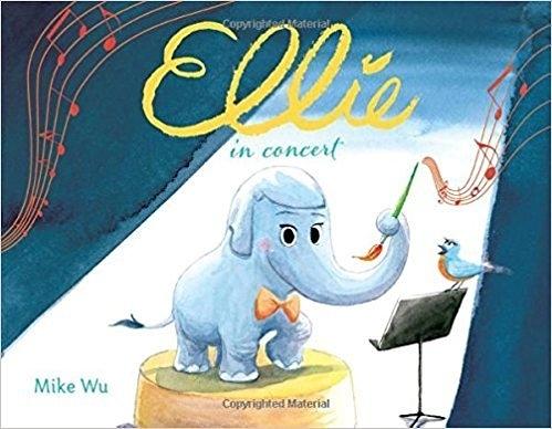 【麥克書店】ELLIE IN CONCERT/ 平裝繪本《主題: 友誼 Friendship》