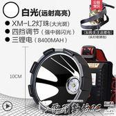 手電筒頭燈礦燈充電超亮頭戴式遠射高亮度3000米 爾碩數位3c