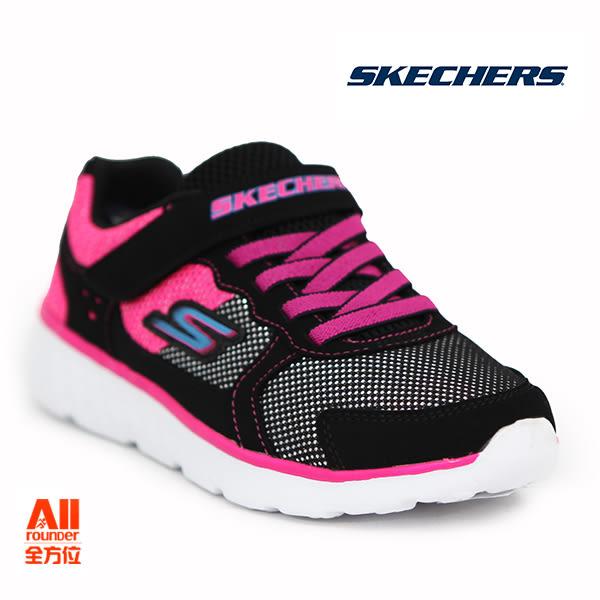 【Skechers思克威爾】】童款休閒鞋 GO RUN 400-黑色 (81358LBKHP)全方位運動戶外館