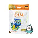 ACE DHA營養Q軟糖 14顆/袋 : 橘子口味 全素軟糖 德國進口