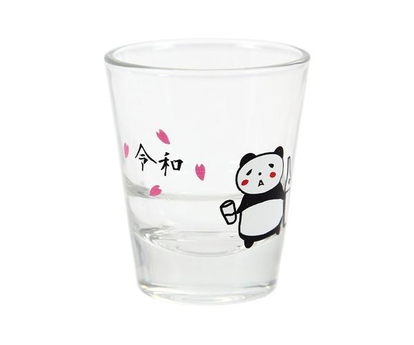 【S4】ShotGlass drinker panda 令和ver. 飛鏢配件 DARTS