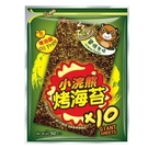 小浣熊烤海苔-醬燒原味50g【愛買】