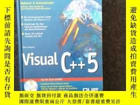 二手書博民逛書店Visual罕見C++5(英文版巨厚本)Y236528 Greg