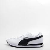 PUMA  TURIN II 經典款 基本款 運動鞋-白/黑 男女款 366962-04