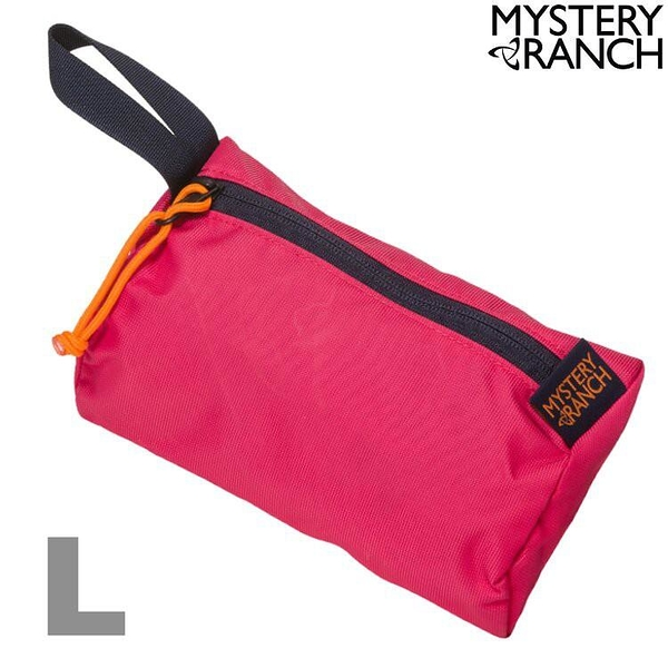 『VENUM旗艦店』Mystery Ranch 神秘農場EX ZOID BAG L 配件包/收納包/整理包 61123 亮桃紅 Vice