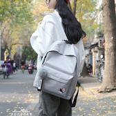 書包女韓版原宿ulzzang 高中學生校園百搭帆布背包雙肩包 中秋節特惠下殺