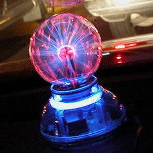 3寸聲控5寸魔球離子/靜電/閃電