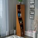角落櫃角櫃三角櫃現代簡約客廳墻角書櫃臥室轉角儲物櫃拐角多功能置物架