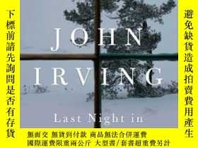 二手書博民逛書店Last罕見Night In Twisted RiverY256260 John Irving Random