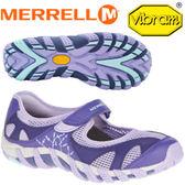 【MERRELL 美國 女款 WATERPRO PANDI 〈紫〉】ML37552/休閒鞋/登山鞋/運動鞋★滿額送