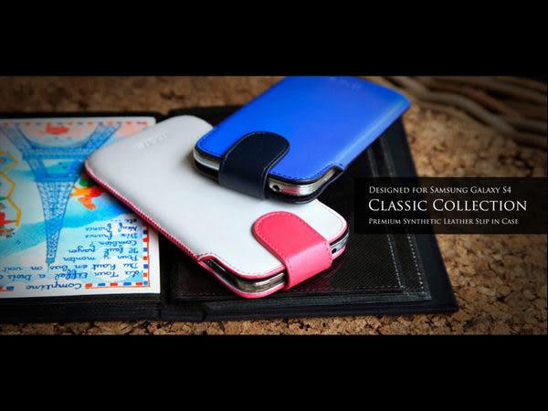 快速出貨 SAMSUNG Galaxy S4 i9500 more. 精品 Classic Collection 經典系列 直插套 保護套 適用 New HTC One M7 5吋